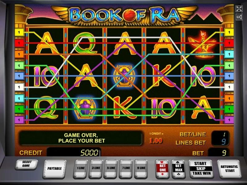 Book Of Ra Online Spielen Kostenlos