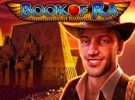 Spielautomat Book of Ra nimmt Sie auf die traumhafte Reise mit!