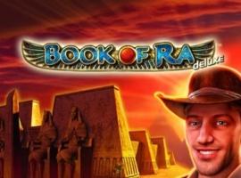 Spielautomat Entdecken Sie die Schätze des Ägyptens mit Book of Ra Deluxe!