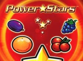 Spielautomat Wählen Sie richtig und gewinnen Sie viel mit Power Stars!